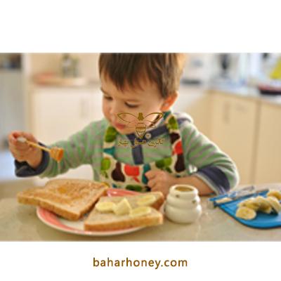 خواص عسل برای کودکان-بهار هانی