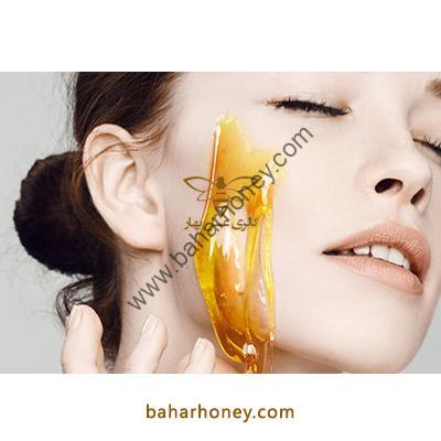 خاصیت عسل برای پوست