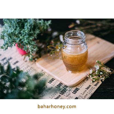 عسل طبیعی-بهار هانی