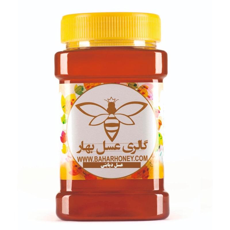 عسل دیابتی - بهار هانی